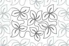 C040 Trillium Leaves