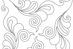 D090 Feathered Swirl 1