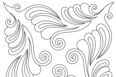 D091 Feathered Swirl 2